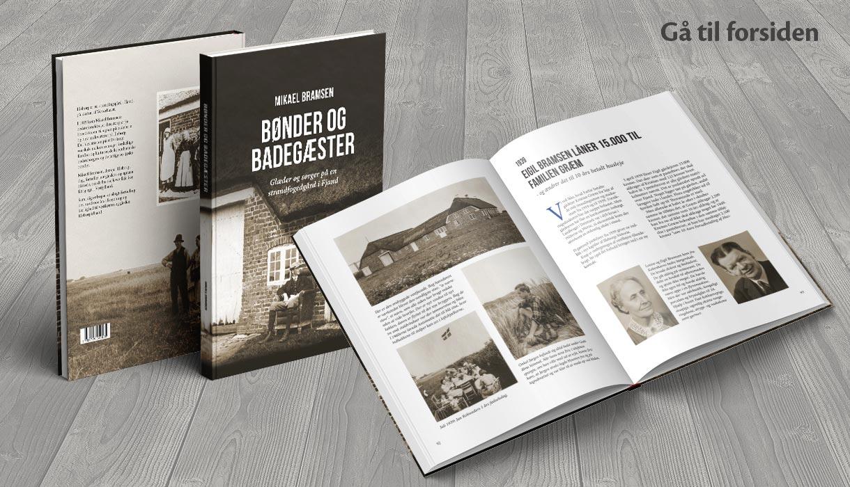 Bønder og Badegæster af Mikael Bramsen